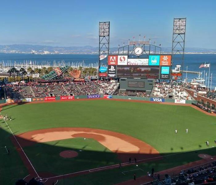 2016 Giants Baseball Game- Employee Appreciation