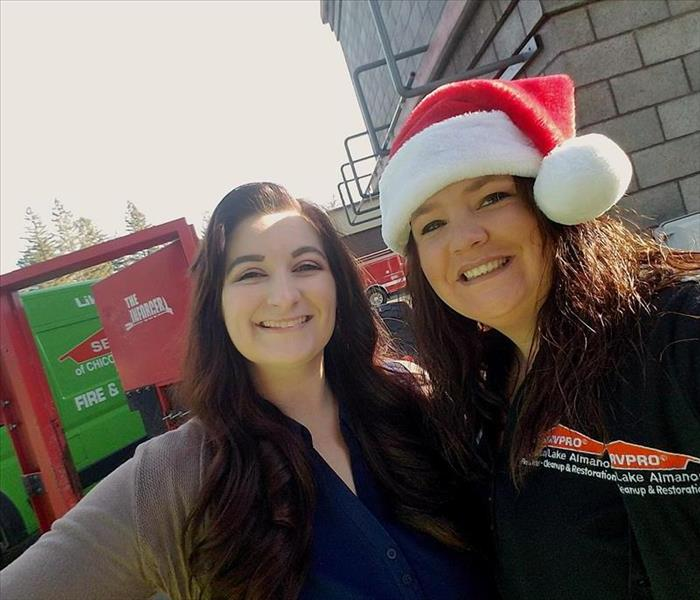 Adopt-a-Family & SERVPRO (2018)