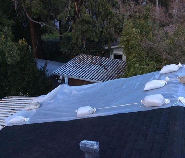 Are You In Need of a Roof Tarp?