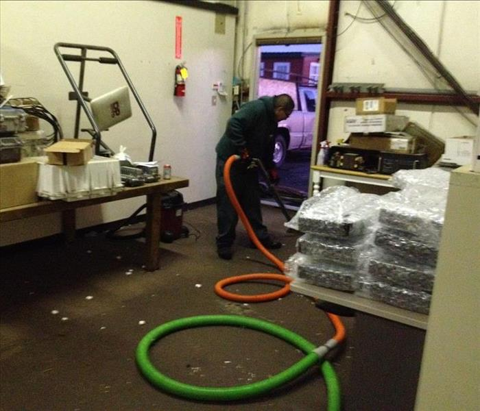 Commercial Emergency Water Damage