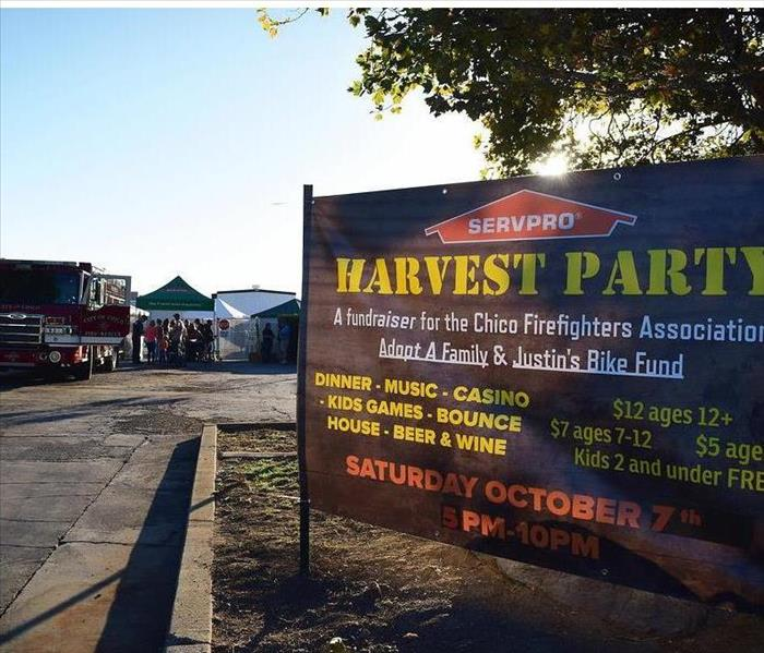 Community Annual Harvest Party (2017)- Thank You.