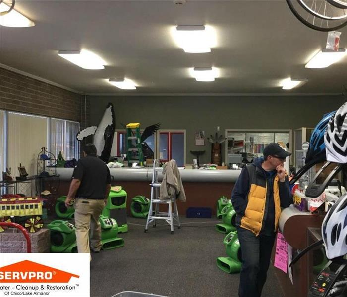 Commercial Let SERVPRO Restore Your Commercial Building