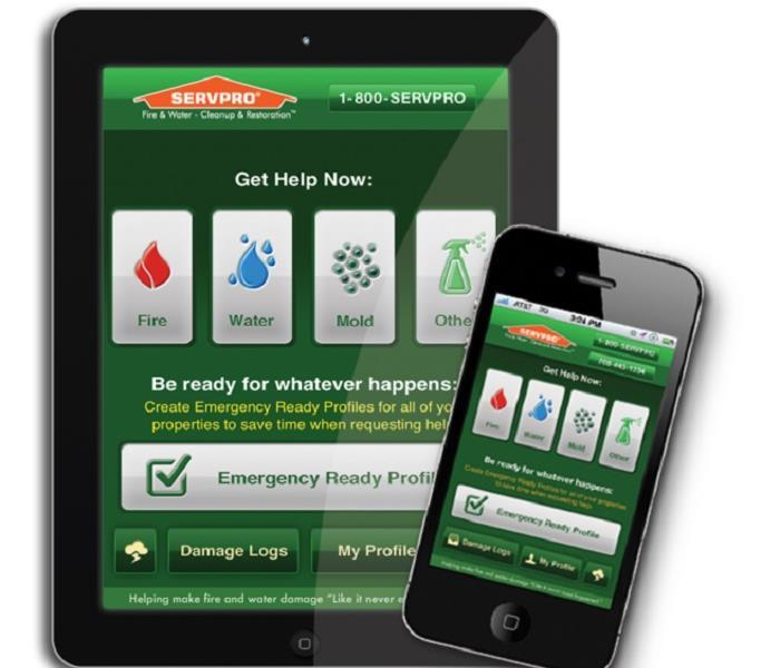Commercial SERVPRO Emergency Response Plan!