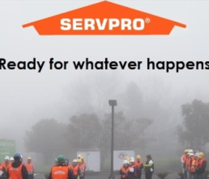 Storm Damage SERVPRO Storm Safety Tips!