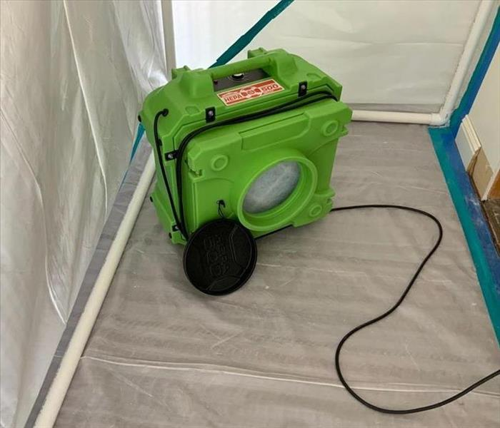 Mold Remediation Service Equipment