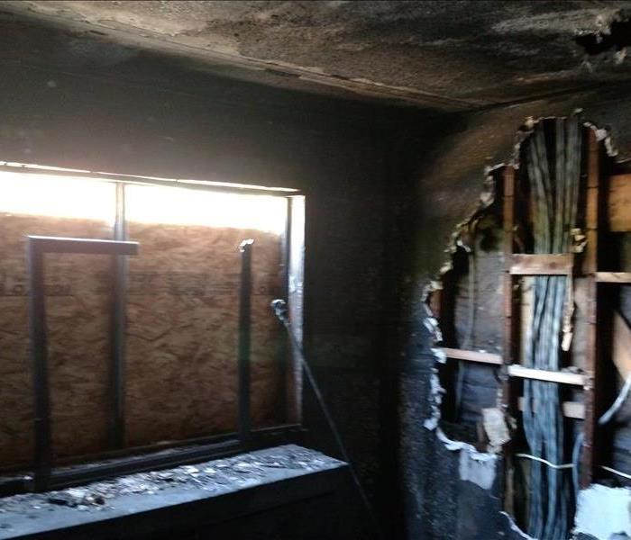 Commercial Don't Lose Your Butte County Business to Fire Damages!