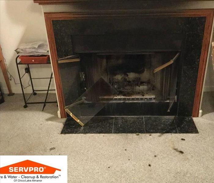 Fire Damage Using Your Fireplace Safely