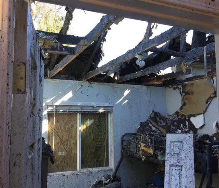 Commercial Fire Damage to Your Business Can Be Rectified