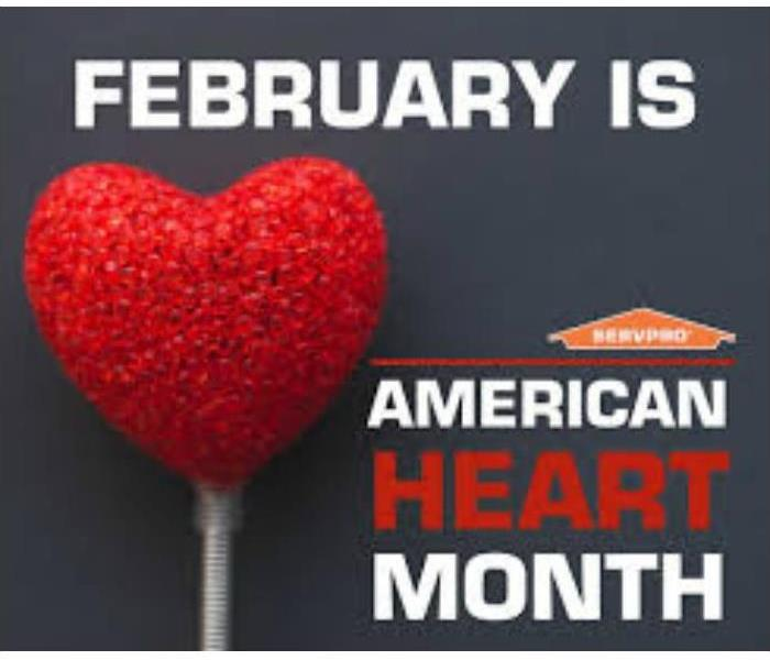 Community Happy American Heart Month!