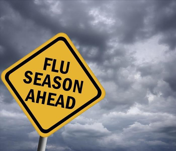 Commercial Commercial Cleanings- Flu Prevention!