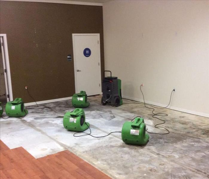 Commercial Restoring Your Butte County Commercial Property After A Water Damage Event